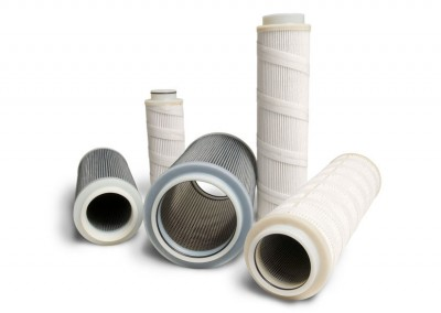 Coreless Hydraulic Filters manufactured in the UK by Microtech Filters Ltd