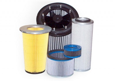 Dust Filters manufactured in the UK