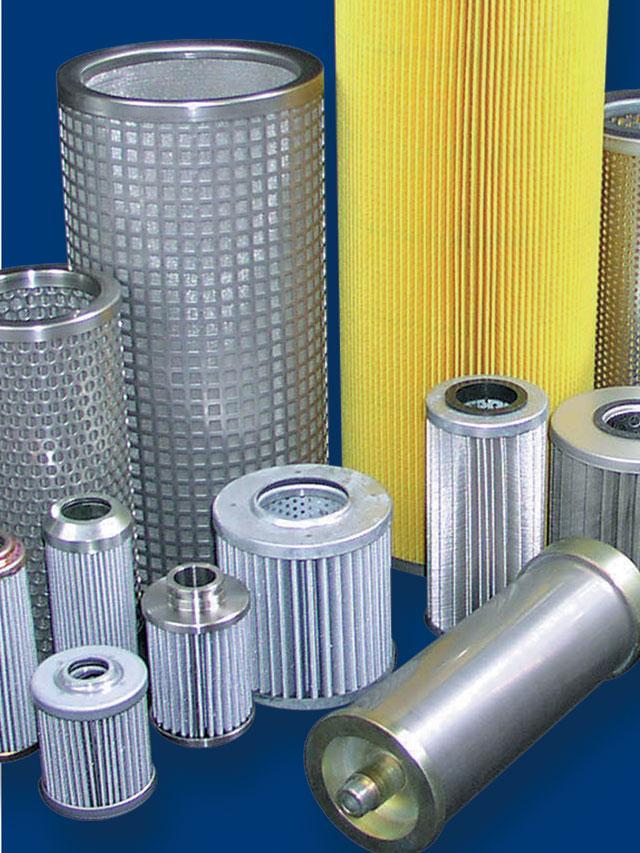 Hydraulic filter distributors UK