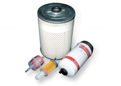 In-line Fuel Filters made in the UK