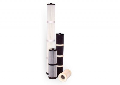 Screw threaded dust filters manufactured in the UK