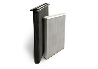 Unicell Dust Filters manufactured in the UK