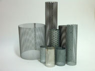 mesh-cylinders